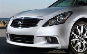Infiniti G37 Coupe Front Bumper 2013 Infiniti G37 Sedan Front Bumper Photo 10