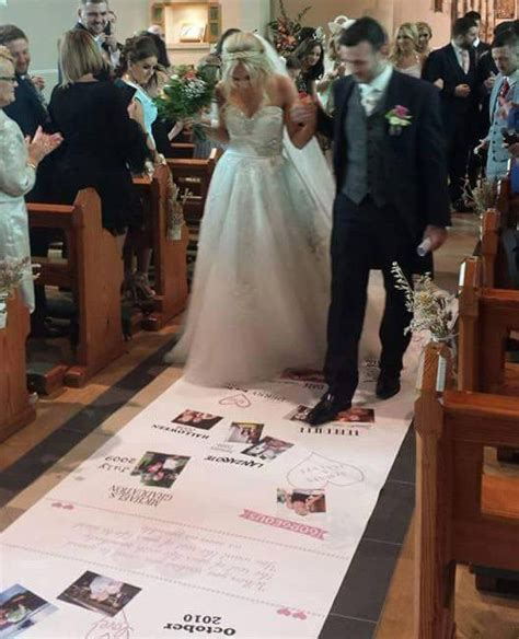25  best ideas about Wedding aisle runners on Pinterest