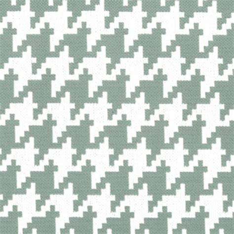 green houndstooth upholstery fabric d3084 harper houndstooth seaglass green white upholstery