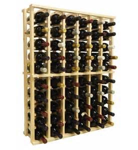 wine rack kit redwood do it yourself in wine racks and