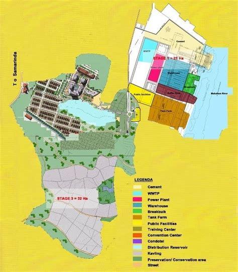 future road map future road map samarinda logistic hub