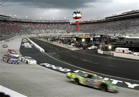 capacity of bristol motor speedway the world most the world s sports stadiums