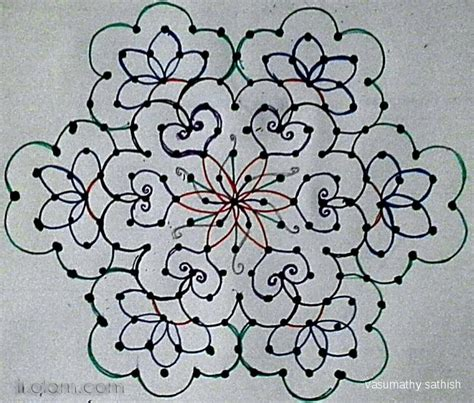 images of designs latest rangoli designs with dots 15 8 step by step guide