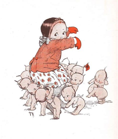 kewpie illustrations 17 best images about folks illustrations
