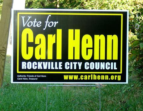 backyard signs political yard sign template choice image templates