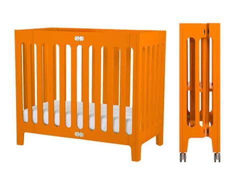 Kourtney Crib by Turned Three Months With Alma Crib Orange