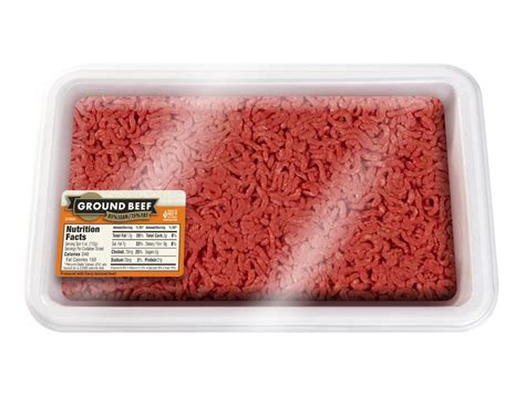Shelf Of Ground Beef by Learn Ground Beef Packaging Cargill Ground Beef