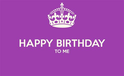 Happy Birthday To Me Continued by Happy Birthday To Me Poster Ika Keep Calm O Matic