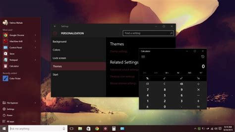 full mac theme for windows 10 how to enable the dark theme in windows 10