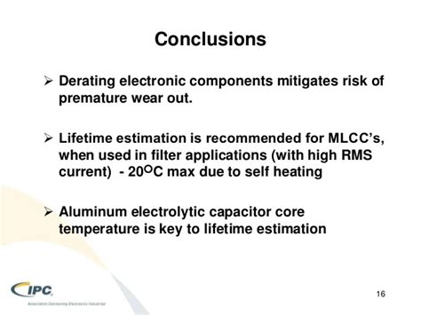 capacitors lifetime capacitor lifetime estimation 28 images industrial automation ppt electrolytic capacitor
