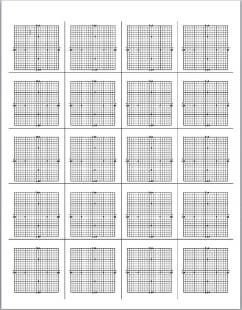 printable algebra graphs mrclee com printable graph paper