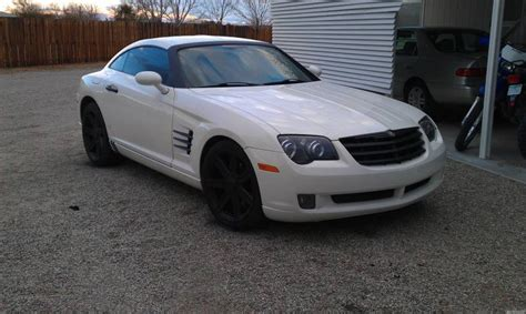 Chrysler Crossfire Grill by Matte Black Limited Wrap Crossfireforum The Chrysler