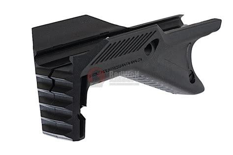 Cobra Fore Grip Bk buy strike industries cobra tactical fore grip black metal receivers related parts aeg