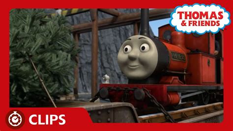 thomas friends uk the christmas tree express youtube