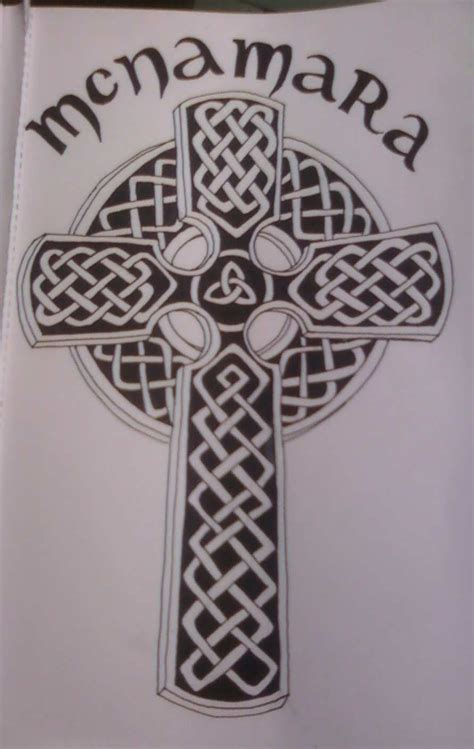 celtic cross tattoo pictures celtic cross mcnamara pictures tattoomagz