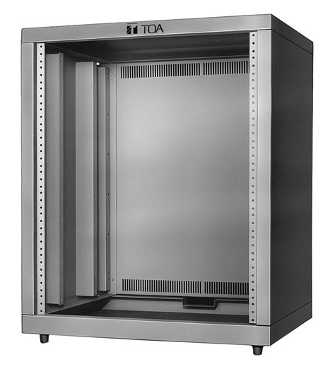Pa Rack Cabinet by Cr 131n Toa Corporation