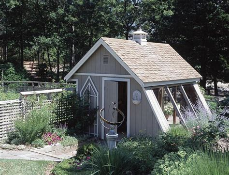Green House Shed by Garden Sheds With Greenhouses Quotes