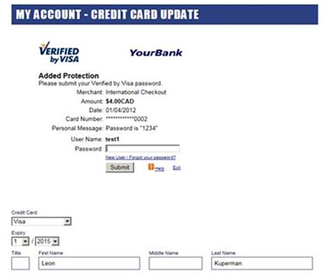 Credit Card Form Validation Exle Web Checkout Iframe Html Guide Hosted Pci