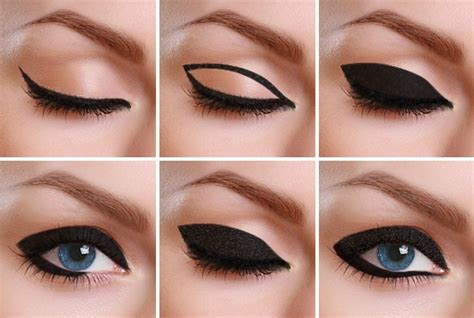 black eyeliner tutorial video how to apply bold eyeliner beauty zone