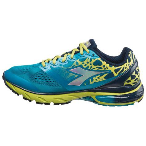 diadora running shoes review diadora mythos blushield 174 running shoes for save 48