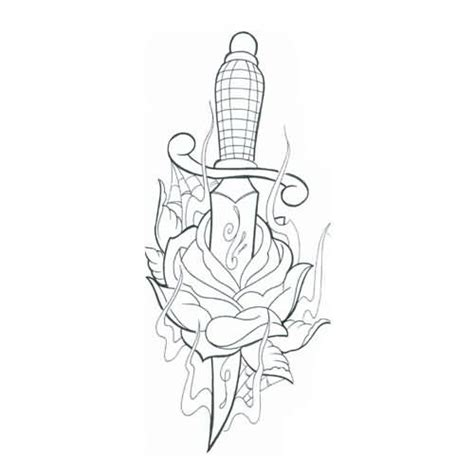 dagger tattoo picures images page 12