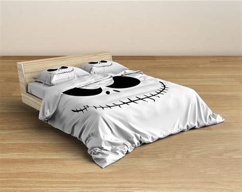 jack skellington bedding nightmare before christmas duvet