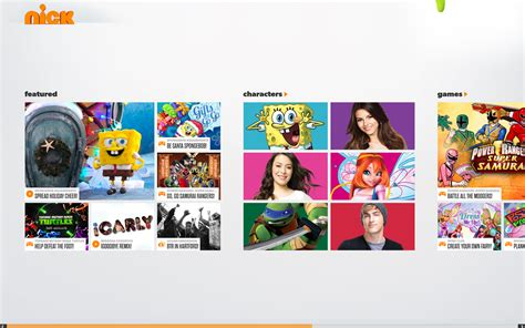 nick jr app for android image gallery nickelodeon app