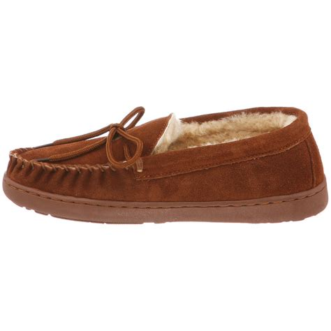 bearpaw moccasin slippers bearpaw women s moccasin slippers bob s stores