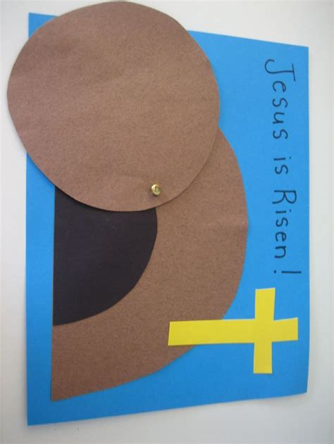 easter bible crafts for craft for easter sunday great craft for sunday school