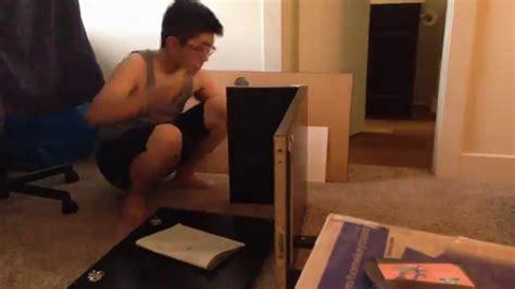 how to assemble ikea desk ikea micke desk assemble timelapse youtube