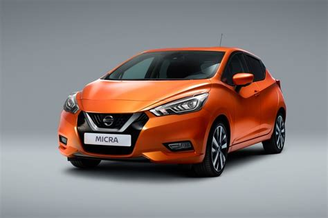 new nissan micra 5 unveiled at motor show