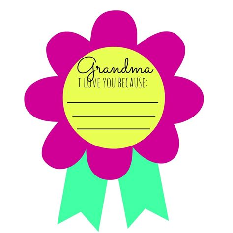 mom  grandma badges  printable  girl