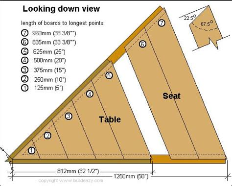 octagon picnic table plans pdf bed plans bed frame plans the faster easier way to woodworking page 2