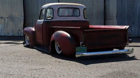1953 gmc 5 window truck custom