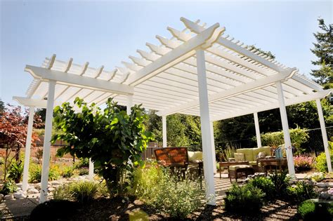 Pergola Covers Create Your Very Own Secret Garden   Landscaping Portland Oregon   DeSantis