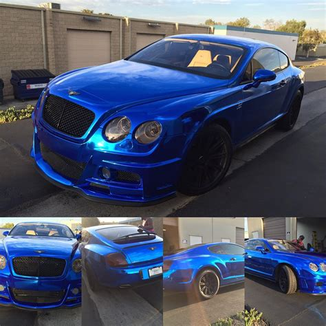 bentley chrome other vinyl wrap projects san diego window tinting and