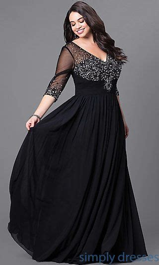 best dresses for plus size best 25 plus size formal dresses ideas on