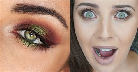 makeup tutorial natural look for green eyes makeup archives page 6 of 6 the goddess