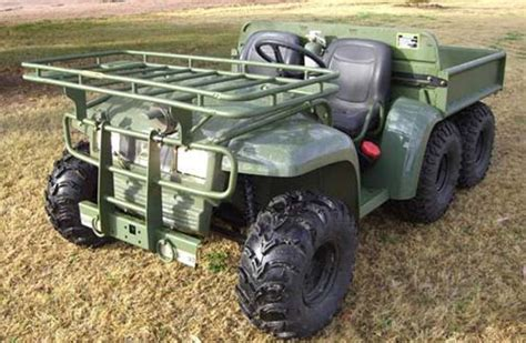 tactical vehicles for civilians m gator 6x4 utility vehicle