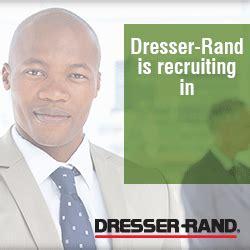 Dresser Rand Career by Summit