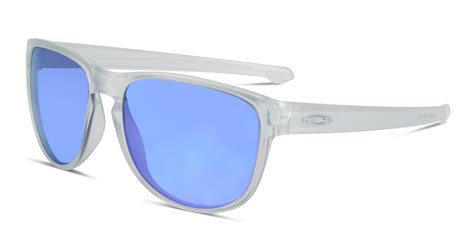 Oakley Catalyst Clear Blue oakley silver r sunglasses