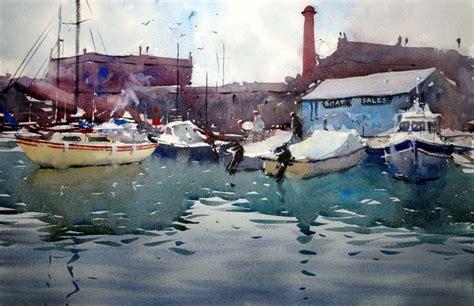 boat sales bristol boat sales hotwells bristol by tim wilmot watercolor tim