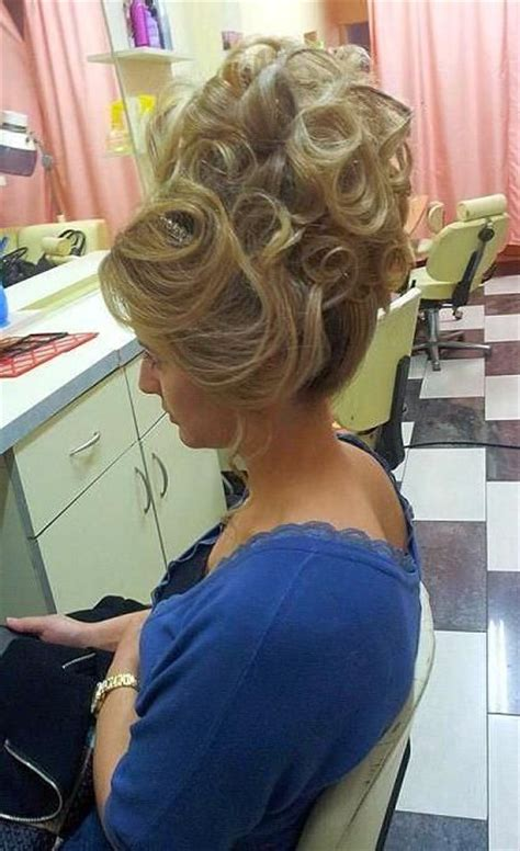 Wedding Hair Big Updos by 25 Best Ideas About Big Updo On Big Hair Updo