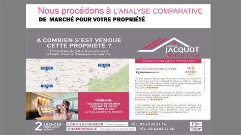 Cabinet Jacquot Immobilier by Cabinet Jacquot Immobilier Agence Immobili 232 Re 12 Avenue