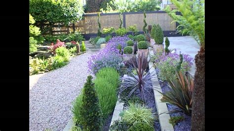 garden ideas gravel garden plants ideas