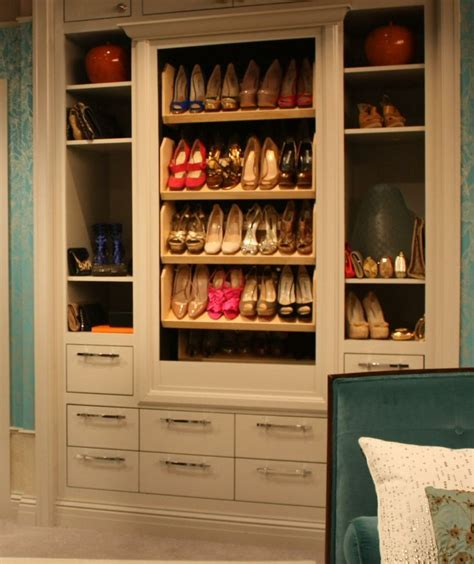 electric closet organizer electric shoe carousel must