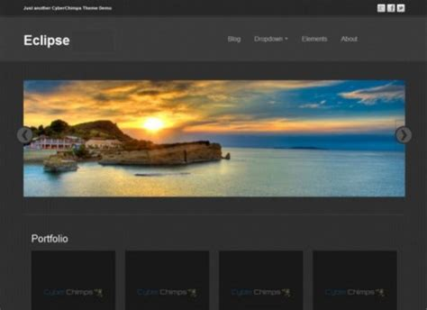 eclipse theme builder a fantastic list of free wordpress drag and drop themes