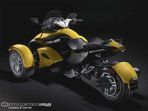 2 seater can ams motorcycle review and galleries new spyder motorcycle two seater motorcycle review and