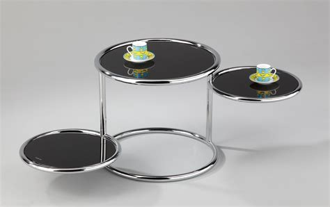 Glass Coffee Tables For Small Spaces Stylish Turning Glass Tea End Table Modern Coffee Tables For Small Spaces Exhitz