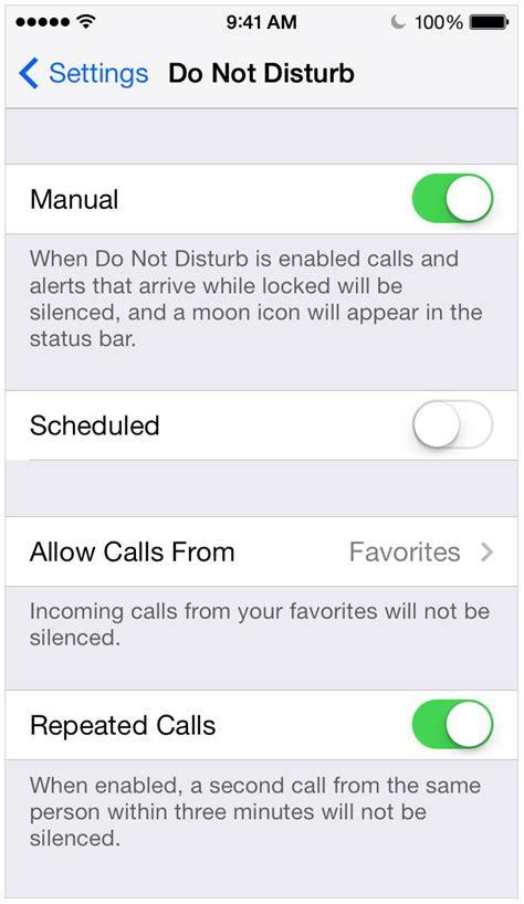 iphone do not disturb use do not disturb on your iphone or ipod touch apple support